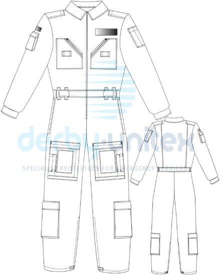 Flying-Coveralls